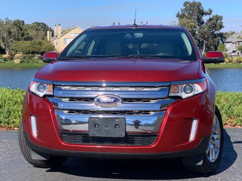 2013 Ford Edge for sale at Continental Car Sales in San Mateo CA