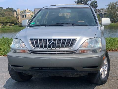 2001 Lexus RX 300 for sale at Continental Car Sales in San Mateo CA