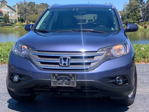 2013 Honda CR-V for sale at Continental Car Sales in San Mateo CA