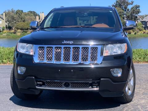 2011 Jeep Grand Cherokee for sale at Continental Car Sales in San Mateo CA