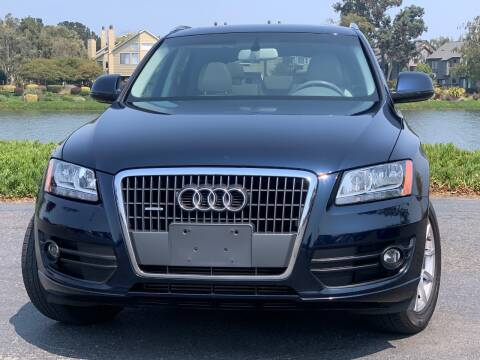 2011 Audi Q5 for sale at Continental Car Sales in San Mateo CA