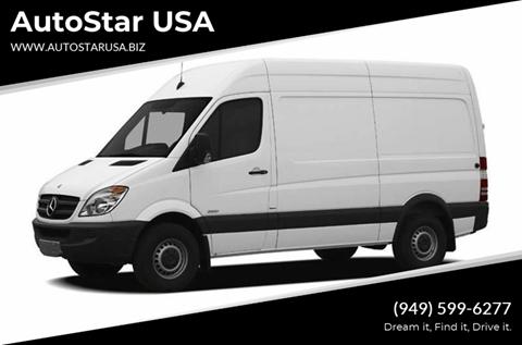 2011 Mercedes-Benz Sprinter Cargo for sale in Upland, CA