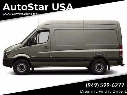 2010 Mercedes-Benz Sprinter Cargo for sale in Upland, CA