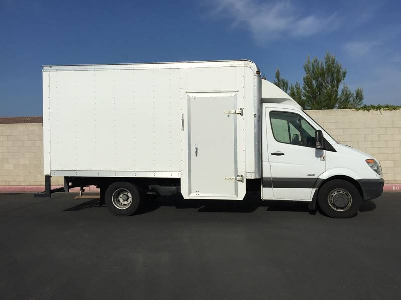 2011 Mercedes-Benz Sprinter for sale at AutoStar USA in Upland CA