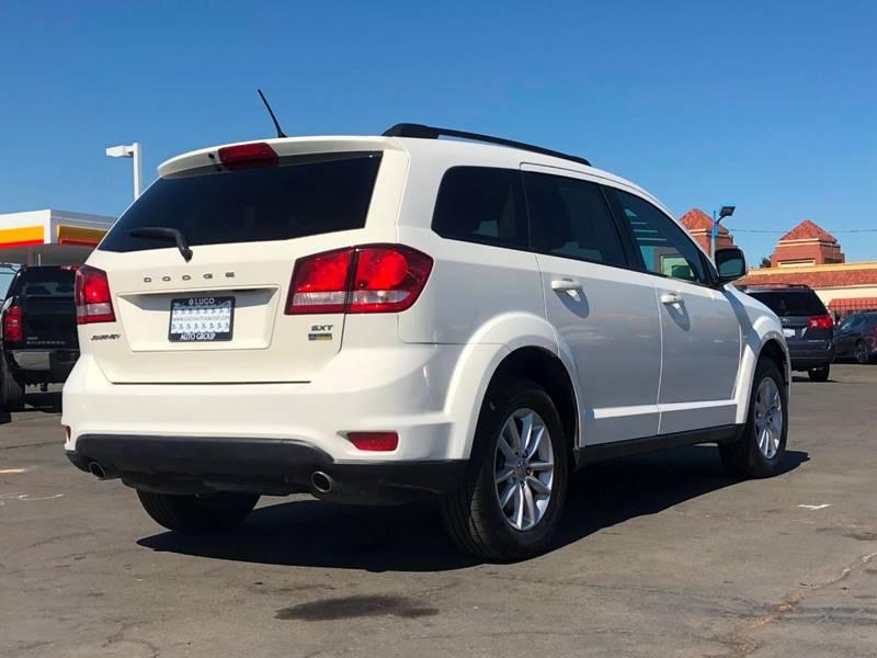 2015 Dodge Journey Sxt 4dr Suv In Sacramento Ca Lugo Auto Group