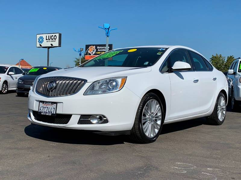 2013 Buick Verano 4dr Sedan In Sacramento CA - LUGO AUTO GROUP