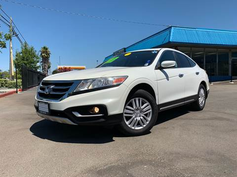 2013 Honda Crosstour for sale in Sacramento, CA