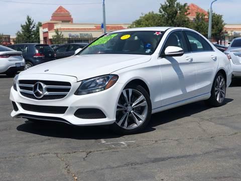 2016 Mercedes-Benz C-Class for sale in Sacramento, CA