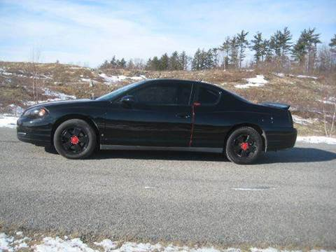 2006 Chevrolet Monte Carlo for sale at GRS Auto Sales and GRS Recovery in Hampstead NH