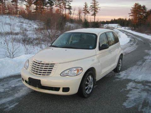 2007 Chrysler PT Cruiser for sale at GRS Auto Sales and GRS Recovery in Hampstead NH