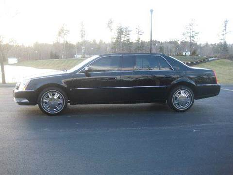 2006 Cadillac DTS for sale at GRS Auto Sales and GRS Recovery in Hampstead NH