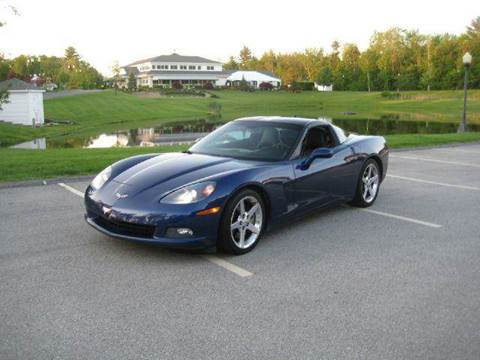 2005 Chevrolet Corvette for sale at GRS Auto Sales and GRS Recovery in Hampstead NH