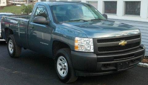 2011 Chevrolet Silverado 1500 for sale at GRS Auto Sales and GRS Recovery in Hampstead NH
