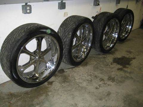 2014 20 Mercedes-Benz Wheels  20'' Mercedes-Benz Wheels  for sale at GRS Auto Sales and GRS Recovery in Hampstead NH
