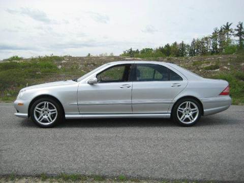 2006 Mercedes-Benz S-Class for sale at GRS Auto Sales and GRS Recovery in Hampstead NH
