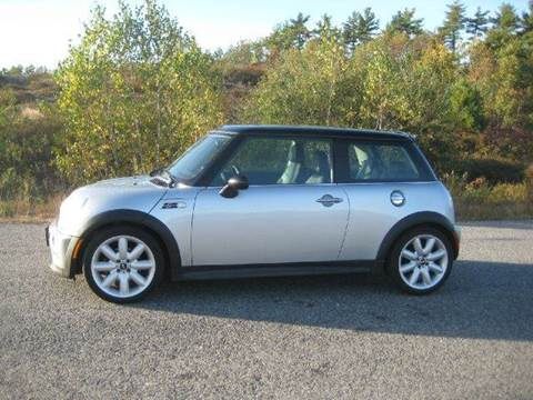 2003 MINI Cooper for sale at GRS Auto Sales and GRS Recovery in Hampstead NH