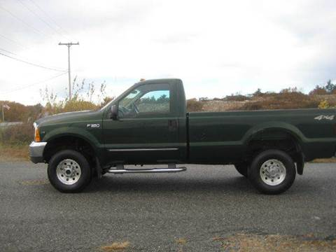 2000 Ford F-350 for sale at GRS Auto Sales and GRS Recovery in Hampstead NH