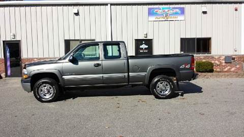 2001 Chevrolet Silverado 2500 for sale at GRS Auto Sales and GRS Recovery in Hampstead NH