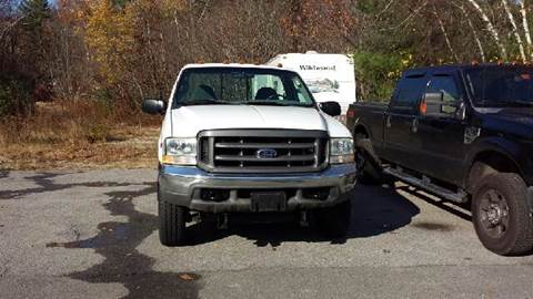 2002 Ford F-250 for sale at GRS Auto Sales and GRS Recovery in Hampstead NH