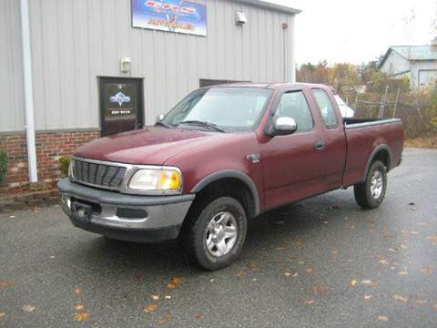 1998 Ford F-150 for sale at GRS Auto Sales and GRS Recovery in Hampstead NH
