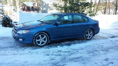 2008 Subaru Legacy for sale at GRS Auto Sales and GRS Recovery in Hampstead NH