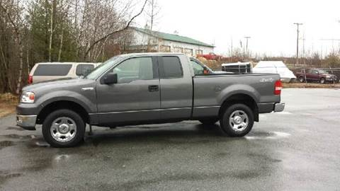 2005 Ford F-150 for sale at GRS Auto Sales and GRS Recovery in Hampstead NH
