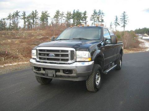 2004 Ford F-250 for sale at GRS Auto Sales and GRS Recovery in Hampstead NH