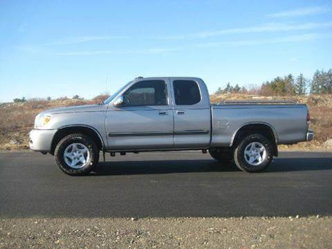 2004 Toyota Tundra for sale at GRS Auto Sales and GRS Recovery in Hampstead NH