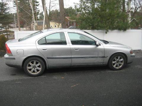 2003 Volvo S60 for sale at GRS Auto Sales and GRS Recovery in Hampstead NH