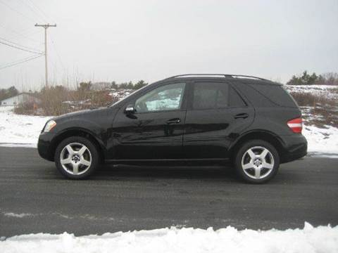 2006 Mercedes-Benz M-Class for sale at GRS Auto Sales and GRS Recovery in Hampstead NH
