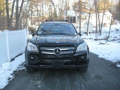 2007 Mercedes-Benz GL-Class for sale at GRS Auto Sales and GRS Recovery in Hampstead NH