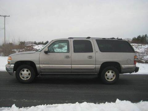 2002 GMC Yukon XL for sale at GRS Auto Sales and GRS Recovery in Hampstead NH