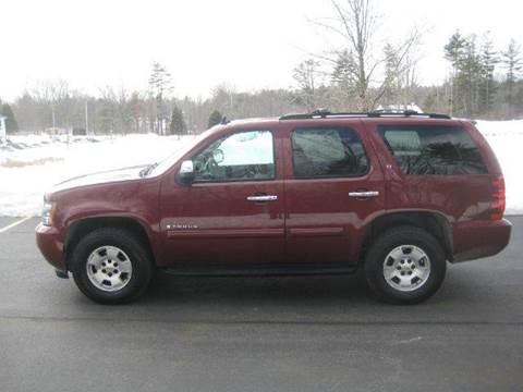 2008 Chevrolet Tahoe for sale at GRS Auto Sales and GRS Recovery in Hampstead NH