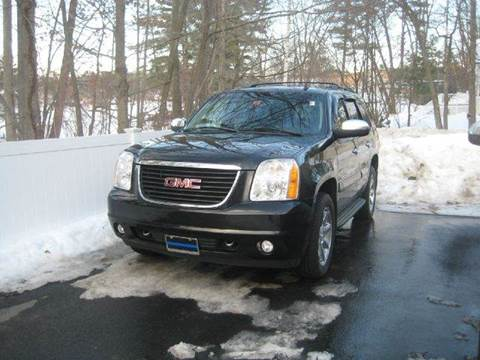 2007 GMC Yukon for sale at GRS Auto Sales and GRS Recovery in Hampstead NH