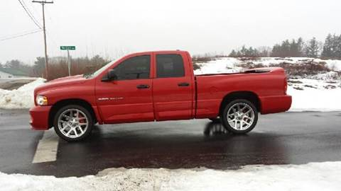 2005 Dodge Ram Pickup 1500 for sale at GRS Auto Sales and GRS Recovery in Hampstead NH