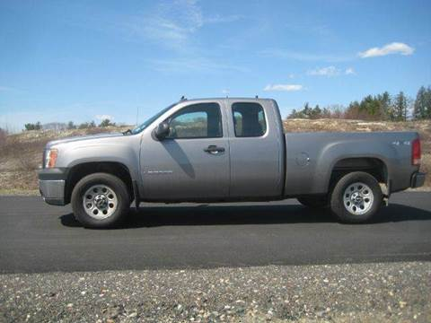 2008 GMC Sierra 1500 for sale at GRS Auto Sales and GRS Recovery in Hampstead NH