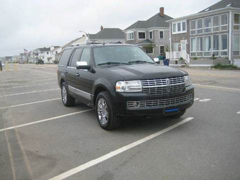 2007 Lincoln Navigator for sale at GRS Auto Sales and GRS Recovery in Hampstead NH