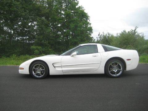 2001 Chevrolet Corvette for sale at GRS Auto Sales and GRS Recovery in Hampstead NH