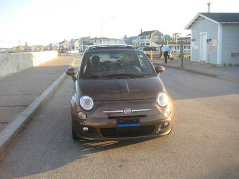 2012 FIAT 500 for sale at GRS Auto Sales and GRS Recovery in Hampstead NH