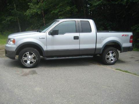 2007 Ford F-150 for sale at GRS Auto Sales and GRS Recovery in Hampstead NH