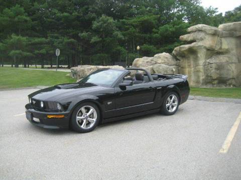 2008 Ford Mustang for sale at GRS Auto Sales and GRS Recovery in Hampstead NH