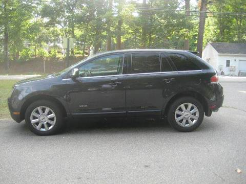 2007 Lincoln MKX for sale at GRS Auto Sales and GRS Recovery in Hampstead NH