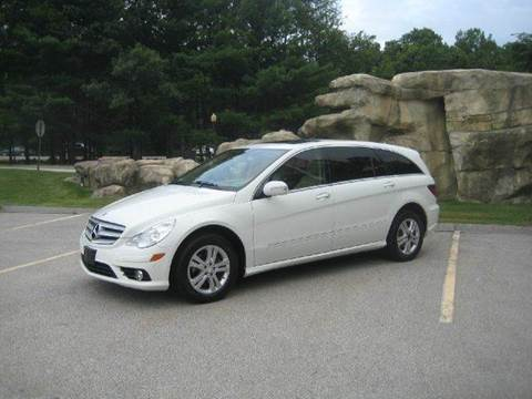 2008 Mercedes-Benz R-Class for sale at GRS Auto Sales and GRS Recovery in Hampstead NH