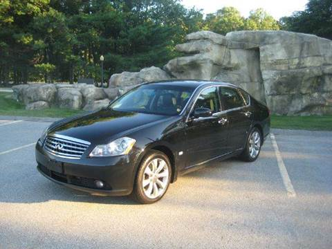 2007 Infiniti M35 for sale at GRS Auto Sales and GRS Recovery in Hampstead NH
