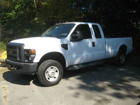 2008 Ford F-250 Super Duty for sale at GRS Auto Sales and GRS Recovery in Hampstead NH
