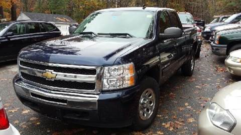 2009 Chevrolet Silverado 1500 for sale at GRS Auto Sales and GRS Recovery in Hampstead NH