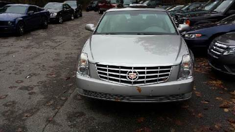 2008 Cadillac DTS for sale at GRS Auto Sales and GRS Recovery in Hampstead NH