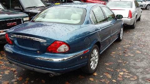 2003 Jaguar X-Type for sale at GRS Auto Sales and GRS Recovery in Hampstead NH