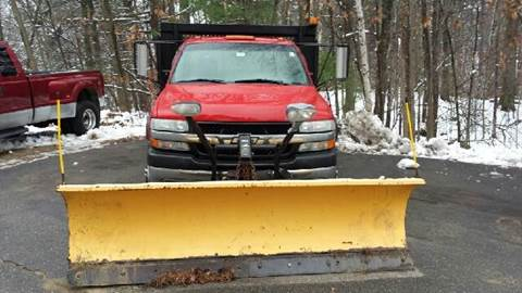 2002 Chevrolet Silverado 3500HD for sale at GRS Auto Sales and GRS Recovery in Hampstead NH