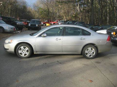 2006 Chevrolet Impala for sale at GRS Auto Sales and GRS Recovery in Hampstead NH